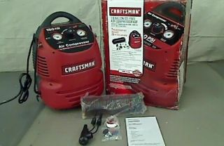 Craftsman 1 5 Gallon Portable Air Compressor TADD