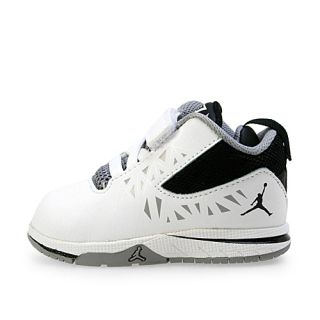 Nike Air Jordan CP3 V TD Toddler Size 8 White Basketball Shoes Cheap Quick