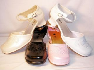 Pageant Wedding Flower Girl Party Dress Shoes