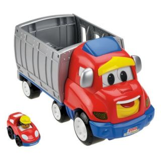 Fisher Price Little People Zig The Big Rig Wheelies Truck with Sounds Phrases