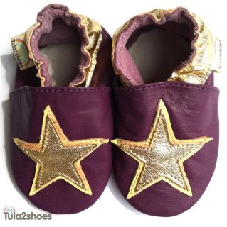 TULA2SHOES New Luxury Soft Leather Baby Girls Boys Shoes 0 6 6 12 12 18 18 24 M