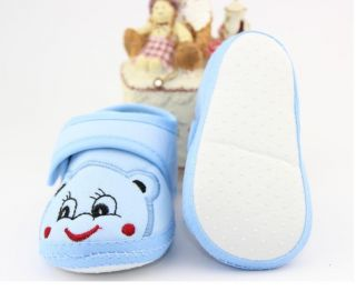 S102 Soft Baby Shoes Colors Soft Sole for Boys Girls Baby Shoes Size 2