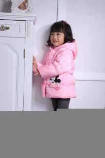 Girls Kids Toddler Clothes Mitch Cotton Coat Winter Jacket 38 Pink 9 3 4years