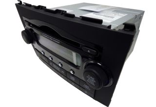 Honda CRV CR V XM Radio Aux Stereo 6 Disc CD Changer  1PN1 07 08 09 2010