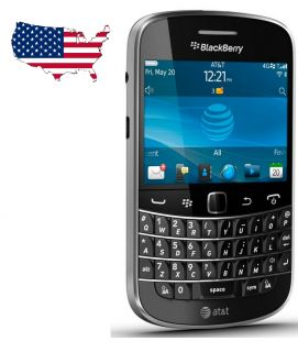 New Unlocked GSM Blackberry Bold 9900 Smart Phone PDA Touch Screen