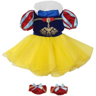 New Disney Princess Snow White Ballerina Costume w Shoe Cover Toddler Size 2T