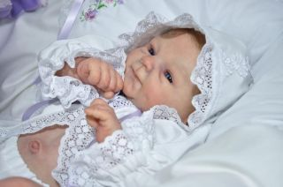 Precious Moments Nursery Reborn Baby Coco Malu by Artist Deborah Bailey