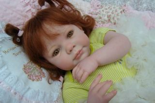 Heirloom Baby Nursery Reborn Chloe by Ann Timmerman Now Tory OOAK A Must See