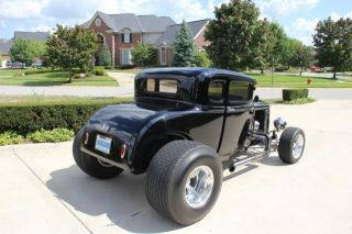 30 Ford Model A Coupe Steel Street Rod