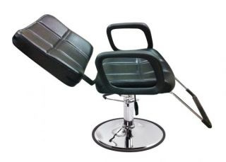 Shampoo Styling Hydraulic Barber Chair Hair Beauty Salon Equipment Recling