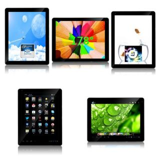 "9 7""Excelvan Quad Core 16GB Android 4 1 IPS Dual Camera Retina Display Tablet PC"