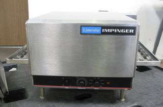 Lincoln Impinger 1301 Countertop Electric Pizza Conveyor Oven