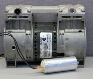 Thomas Gardner Denver 2660CE54 979 Compressor Vacuum Pump 2660