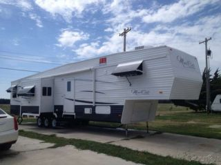 2013 Recreation by Design Monte Carlo 44' 5th Wheel 3 Slide Outs Sleeps 8 Hitch