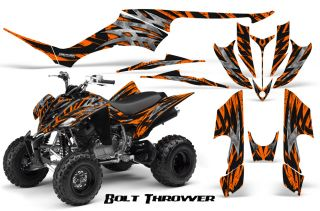 Yamaha Raptor 350 Graphics Kit Creatorx Decals Stickers Btob