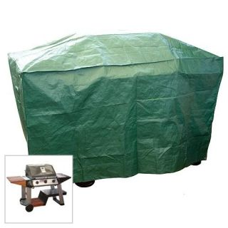 Extra Large 1 5M Quality BBQ Waterproof Rain Cover Weather Barbecue 4 Gas Burner
