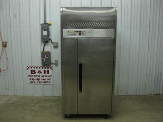 Williams Galaxy One 1 Door Stainless Steel Reach in Blast Chiller Freezer WBC75