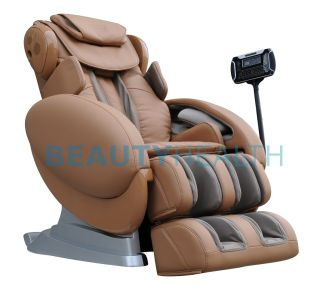 New Beautyhealth BC Supreme A Zero Gravity Shiatsu Massage Chair Built in Heat
