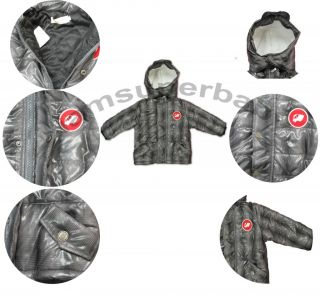 9Month Age 3 Baby Boy Grey Colour Padded Jacket Warm Cool with Hoods
