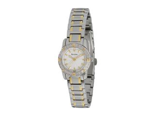 Bulova Ladies Diamond   98R155 SKU #8017596