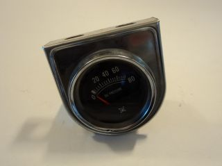 Standard Oil Pressure Gauge Underdash Mount