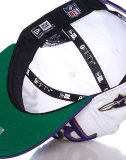 New Era Baltimore Ravens NFL Snapback Cap