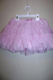 Disney Princess Girls Ballerina Tutu Pink 6X