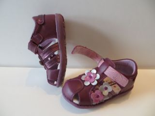 Beeko Toddler Girls Pink Lilac Sandals US Size 7 European Size 23 143