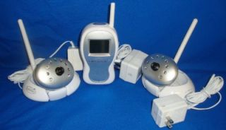 Summer Infant Baby Video Monitor and Cameras Model 210A