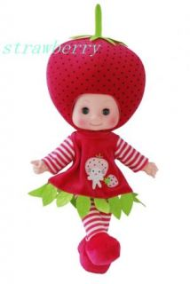 Genuine Jingxin Fruit Vegetable Doll Baby Smart Speak Music Toy Handmade Clothes