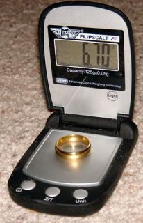 Gold 14k 6 7 Gram Art Carved Yellow Gold Ring Size 7 for Scrap Jewelry Nice