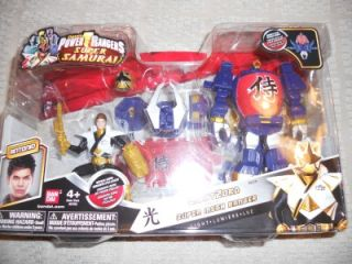 Power Rangers Samurai Lightzord Super Mega Ranger Antonio New