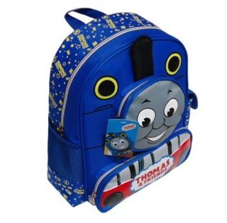 Thomas Friends Cute Baby Kids Boys Girls Blue Schoolbag Backpack Travelling Bag