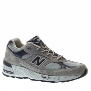 New Balance Fashion Shoe M991 US Size Grey Trainers Shoes Mens New