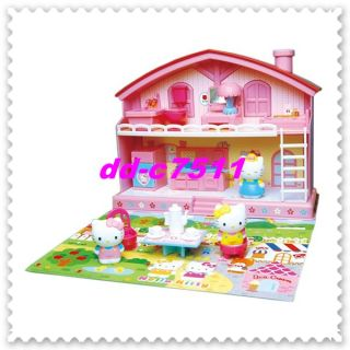 Sanrio Hello Kitty Play House Set Good Friend House Authentic Genuine