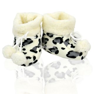 W3LE Baby Infant Shoes Toddler Unisex Soft Sole Skid Proof 0 6 Months Kids Shoes