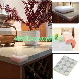 Table Desk Shelves Edge Corner Cushion Baby Safety Bumper Guard Protector