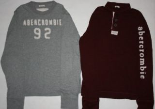 Abercrombie Kids Boy's Hoodies Long Sleeve Shirts Muscle Huge Lot Size XL