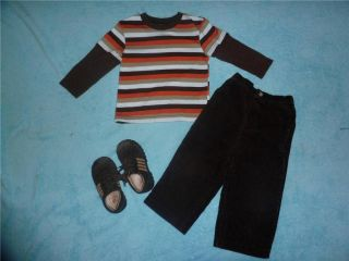 Baby Boys Fall Winter Clothes Outfit Lot 24 2T Months Great Brands