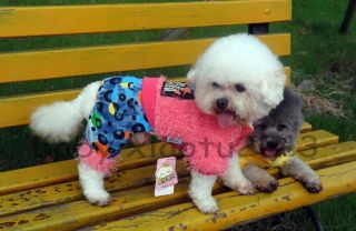 Five Star Dog Clothing Wear Coats Autumn Winter Warm Dog Jacket Sweater Clothes