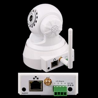 Apexis Wireless Wired WiFi LED Security IP Camera W
