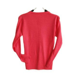 Women Lady Fashion Long Sleeved Cardigan Knitted Sweater Tops Multi Colors F348