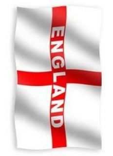 Flag George Cross England Football Rugby 6 Nations Giant Large Flag 6x9ft GB UK
