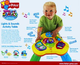 Fisher Price Brilliant Basics
