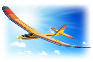 Great Planes Spectra Radio Control Sailplane Airplane Kit