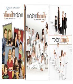 Modern Family The Complete 1st 2nd 3rd Seasons Brand New Factory SEALED