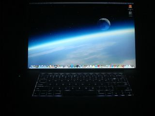 Apple MacBook Pro 17 Laptop November, 2007   Customized