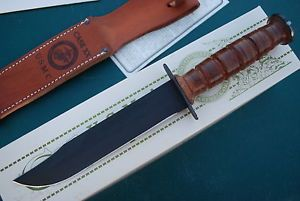Case XX USA 1998 USMC Marine Corps Fixed Blade Knife