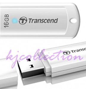 Transcend JF370 16GB 16g USB Flash Pen Drive Disk Memory with LED JetFlash 370