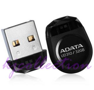 ADATA UD310 32GB 32G USB Flash Drive Thumb Mini Nano Tiny Tablet Storage Black